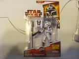 Star Wars Clone Trooper w/ Space Gear Episode II - Attack of the Clones image 0
