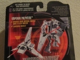 Transformers Emperor Palpatine - Imperial Shuttle Star Wars Transformers