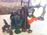 Star Wars Mustafar Final Duel Playset Episode III - Revenge of the Sith