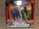 Transformers Long Haul (Target Exclusive) Universe