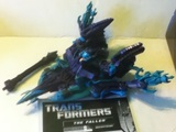 Transformers The Fallen (Blue w/ Battle Staff) Transformers Movie Universe