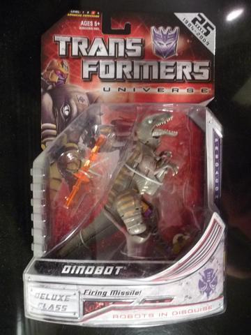 Transformers Dinobot Classics Series