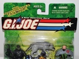 G.I. Joe Snake Eyes - Swamp Rat Valor Vs. Venom