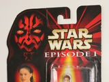 Star Wars Padme Naberrie with Pod Race View Screen Episode I - The Phantom Menace