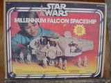 Star Wars Millennium Falcon (Star Wars Box) Vintage Figures (pre-1997)
