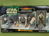 Star Wars Jabba's Palace with Han Solo in Carbonite Power of the Force (POTF2) (1995)