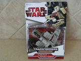 Transformers Clone Pilot - Republic Gunship Crossovers