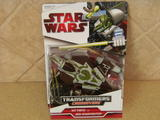 Transformers Kit Fisto - Jedi Starfighter Crossovers