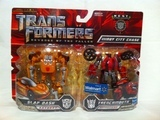 Transformers Windy City Chase (Walmart Exclusive) Transformers Movie Universe