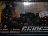 G.I. Joe Cycle Armor with Ashiko Pursuit of Cobra