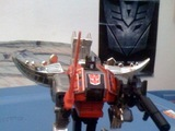 Transformers Snarl Generation 1