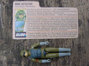 G.I. Joe Tripwire Classic Collection