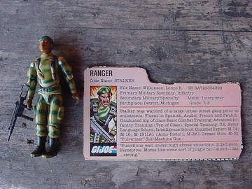G.I. Joe Stalker Classic Collection