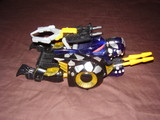 Transformers Che B. Rider (Black) Beast Era