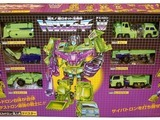 Transformers Constructicon Devastator Miscellaneous
