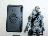 G.I. Joe Cobra Saboteur - Code Name: Firefly 25th Anniversary image 0