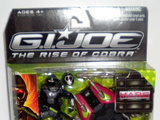 G.I. Joe Cobra Eel with Wave Crusher Rise of Cobra