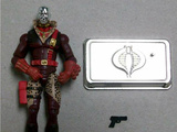 "G.I. Joe ""Pimp"" Destro 25th Anniversary"