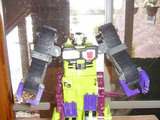 Transformers Scavenger w/ Rollbar Unicron Trilogy