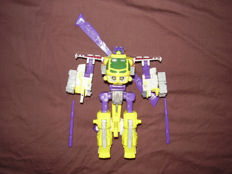 Transformers Buzzsaw Unicron Trilogy