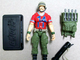 G.I. Joe Bazooka 25th Anniversary