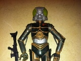 Star Wars 4-LOM with Concussion Rifle Power of the Jedi (POTJ)