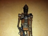 Star Wars IG-88 with Rifle and Imperial Blaster Power of the Jedi (POTJ) thumbnail 0