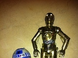Star Wars C-3PO and R2-D2 (Electronic) Action Collection