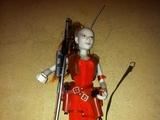 Star Wars Aurra Sing - Dawn of the Bounty Hunters Other Series