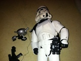 Star Wars Sandtrooper - Imperial Droid Included Action Collection