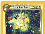 Pokemon Dark Ampharos Second Generation