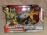 Transformers Decepticon Heavy Load w/ Drill Bit Classics Series 4f26fae824687d000100018f