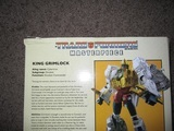 Transformers MP-08X: King Grimlock Generation 1 (Takara) image 2