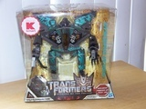 Transformers Nebular Starscream (Kmart Exclusive) Transformers Movie Universe