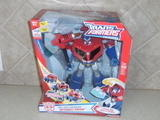Transformers Roll Out Command Optimus Prime Animated