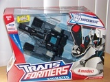 Transformers Shockwave Animated