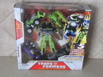 Transformers Devastator (Walmart Exclusive) Classics Series