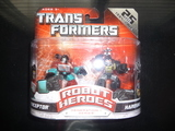 Transformers Perceptor vs. Hardshell Classics Series