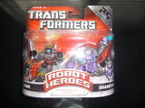 Transformers Snarl vs. Sharkticon Classics Series