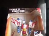 Transformers Starscream (War Within) Titanium