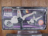 Star Wars B-Wing Fighter Vintage Figures (pre-1997) image 0