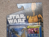 Star Wars Battle Droid Episode II - Attack of the Clones