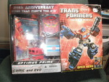 Transformers Optimus Prime (25th Anniversary) Classics Series 4f37186ed814a2000100021b