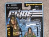 G.I. Joe Spirit Iron-Knife - Tracker Pursuit of Cobra
