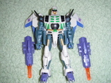 Transformers Thunderwing Classics Series