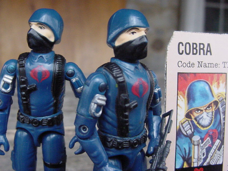 G.I. Joe Cobra Soldier Classic Collection