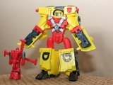 Transformers Hot Shot w/ Jolt Unicron Trilogy image 1