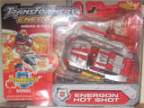 Transformers Energon Hot Shot Unicron Trilogy