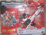 Transformers Storm Jet Unicron Trilogy