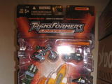 Transformers Sunstorm (Wal-Mart Exclusive) Universe thumbnail 0